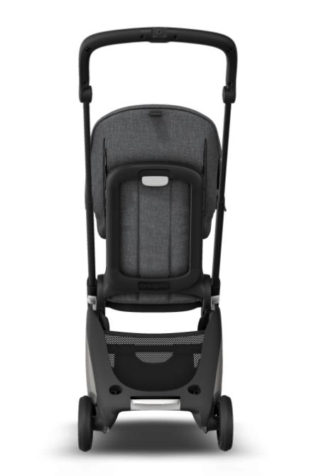 Bugaboo® Ant kinderwagen - black - grey melange