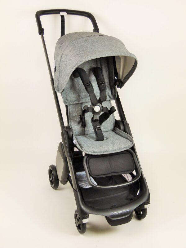 Bugaboo® Ant kinderwagen - zwart - grijs gemêleerd
