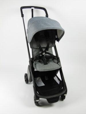 Bugaboo® ant kinderwagen - black/grey/blue