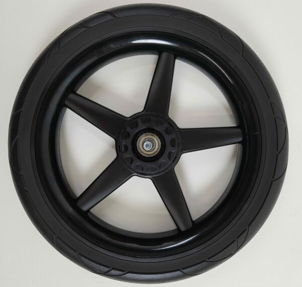 Bugaboo® fox achterwiel zwart - zwart
