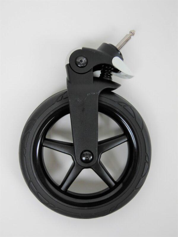 Bugaboo® fox voorzwenkwiel zwart - zwart