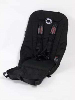 Bugaboo® donkey 1 stoelbekleding - zwart