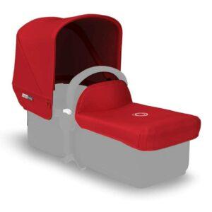 Bugaboo® donkey aanvullende bekledingset - rood