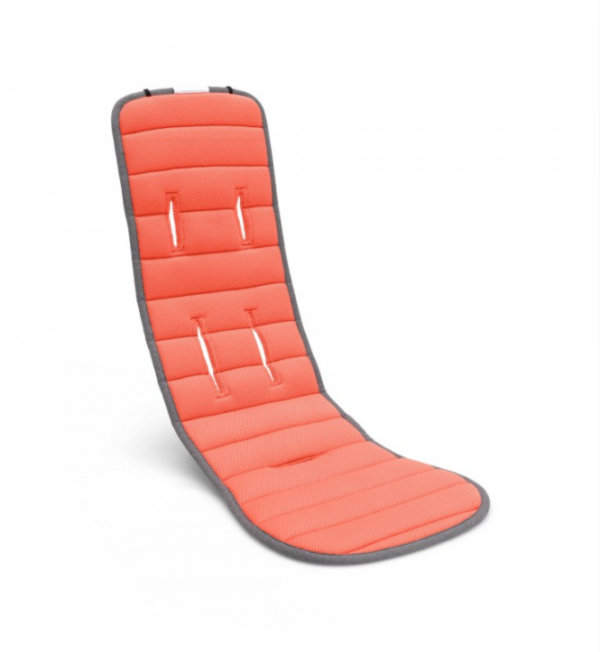 Bugaboo® bee 5 coral seat liner