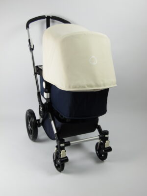 Bugaboo® cameleon 3 kinderwagen - navy - off white
