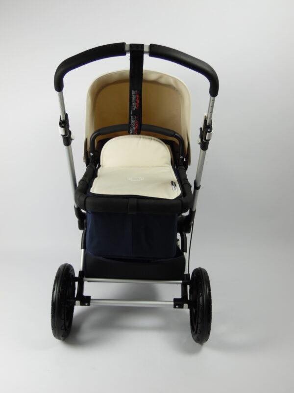 Bugaboo® cameleon 3 kinderwagen - navy - off white