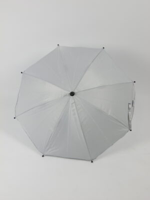Kees buggy parasol - zilver