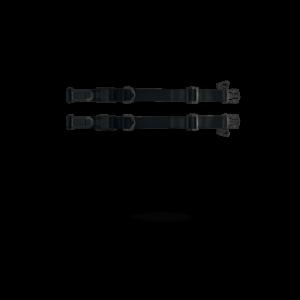 Bugaboo® cameleon heupgordels - zwart