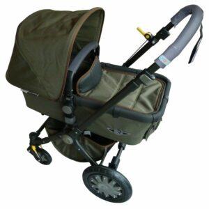 X-Qlusive covers bugaboo® cameleon kinderwagen - Antraciet