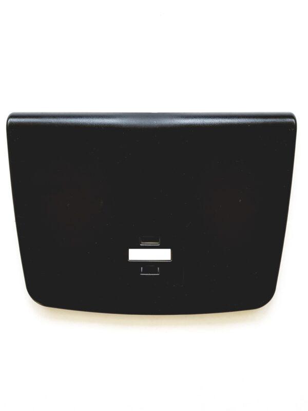Bugaboo® donkey 1 zitvlak voor stoelbekleding - zwart