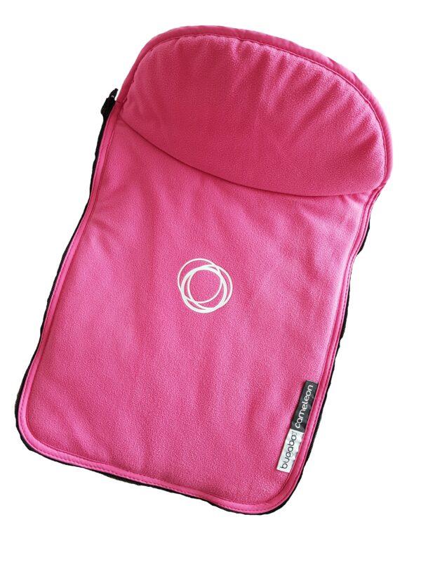 Bugaboo® cameleon wiegdekje - pink fleece