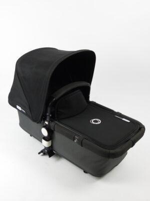 Bugaboo® cameleon aanvullende bekledingset - zwart