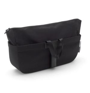 Bugaboo® donkey 3 bagagemand aan de zijkant - zwart