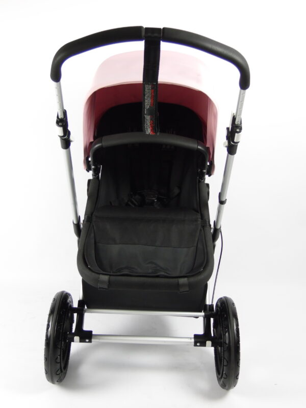 Bugaboo® cameleon 3 kinderwagen - zwart - zachtroze
