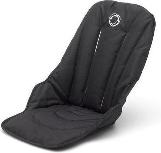 Bugaboo® fox stoelbekleding - black