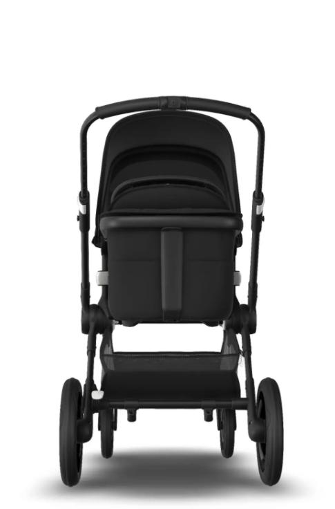 Bugaboo® fox 2 kinderwagen - black/black/black