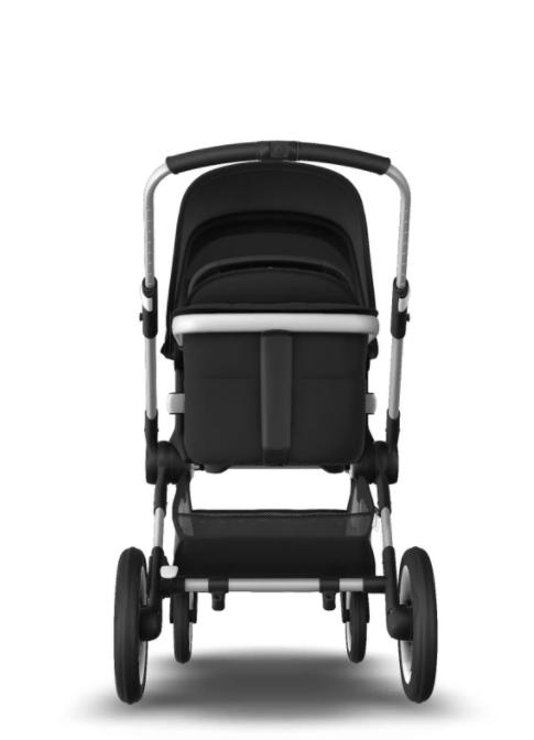 Bugaboo® fox 2 kinderwagen - alu/black/black