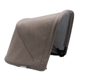 Bugaboo® fox zonnekap - mineral taupe