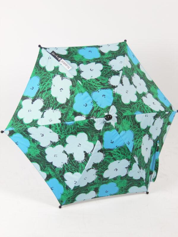 Bugaboo® parasol andy warhol flowers