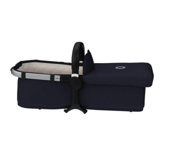 Bugaboo® donkey classic wiegbekleding set - navy blue