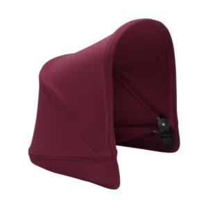 Bugaboo® donkey 2 zonnekap - ruby red