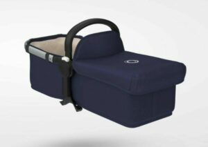 Bugaboo® donkey wiegbekleding compleet - classic navy blue