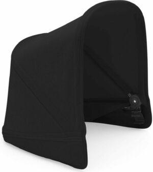 Bugaboo® donkey 2 zonnekap - black
