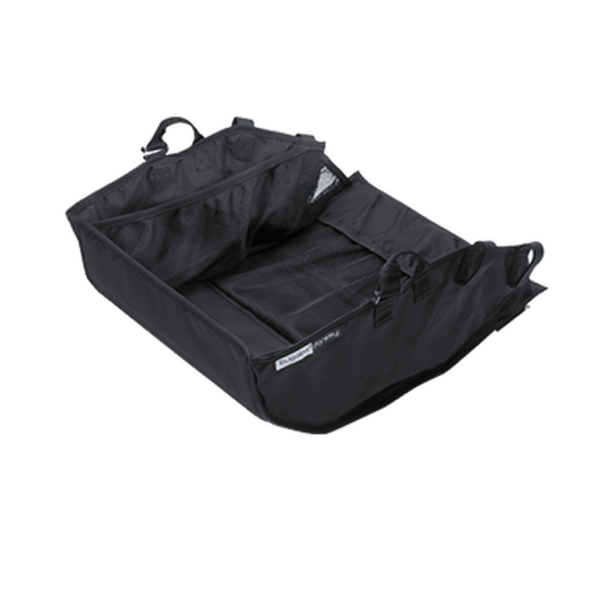 Bugaboo® donkey 2 bagagemand onder de stoel - black