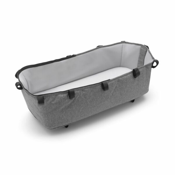 Bugaboo® cameleon 3 plus wiegbekleding - grey melange