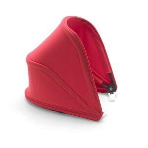 Bugaboo® bee 5 zonnekap - neon red
