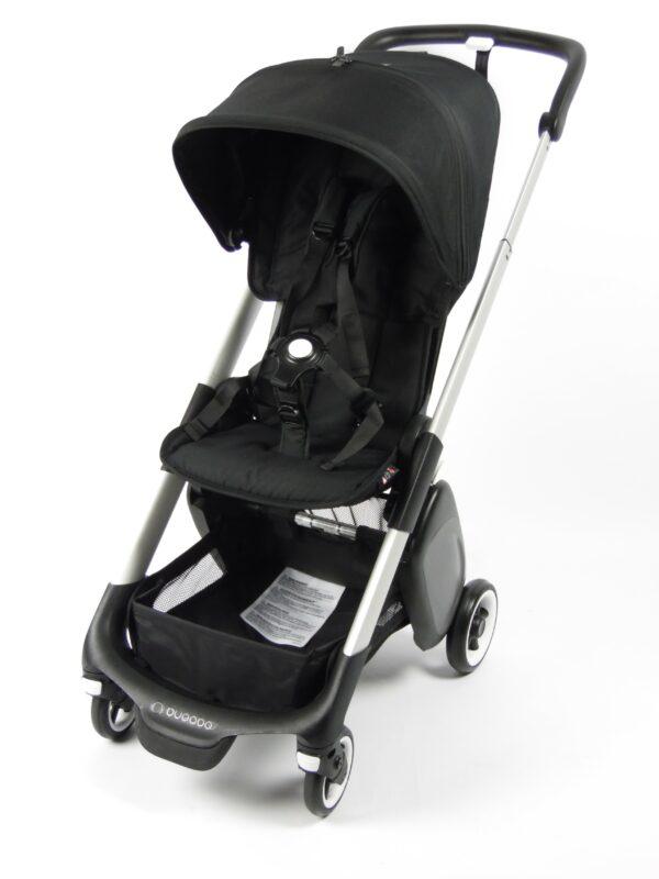 Bugaboo® ant kinderwagen - alu/black/black