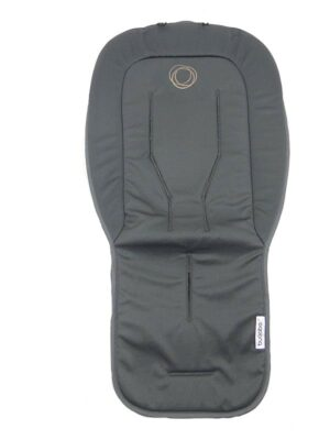 Bugaboo® seat liner - dark grey