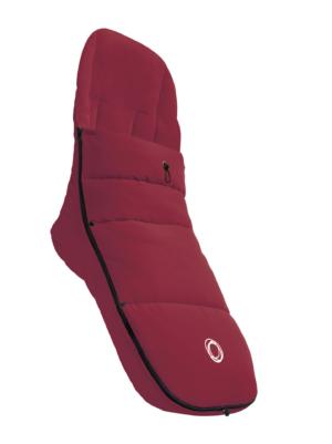 Bugaboo® voetenzak - robijn rood