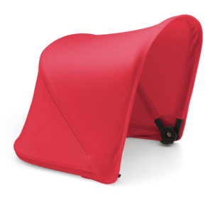 Bugaboo® fox/cameleon3/lynx zonnekap - neon red