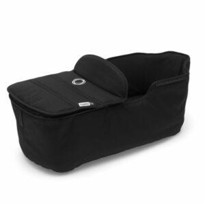 Bugaboo® fox bekledingset voor de wieg - black