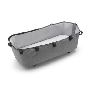 Bugaboo® cameleon 3 wiegbekleding - grey melange