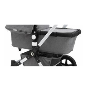 Bugaboo® cameleon 3 wiegbekleding - classic grey melange