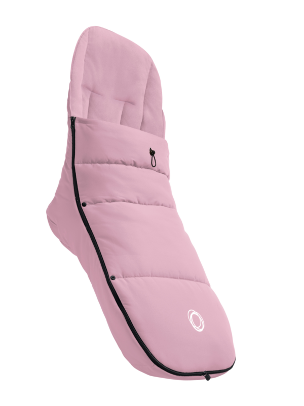 Bugaboo® voetenzak - soft pink