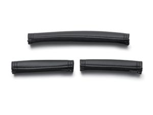 Bugaboo® buffalo leatherlook upgradeset - black