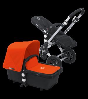 Bugaboo® cameleon 3 aanvullende bekledingset - orange