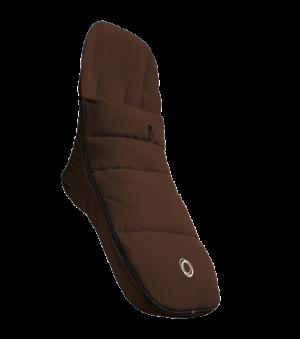 Bugaboo® voetenzak - dark brown