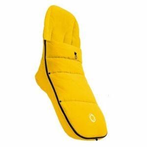 Bugaboo® voetenzak – bright yellow