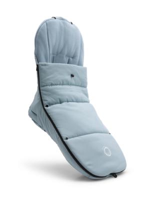 Bugaboo® voetenzak - vapor blue