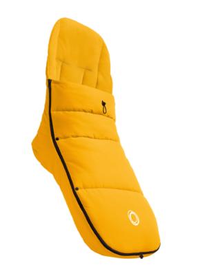 Bugaboo® voetenzak – yellow