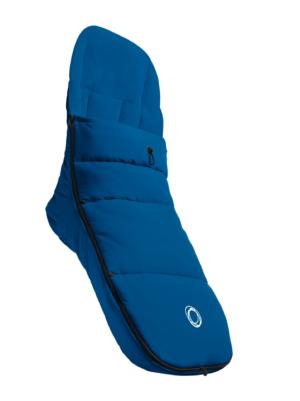 Bugaboo® voetenzak - royal blue