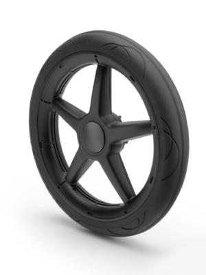 Bugaboo® lynx achterwiel - black