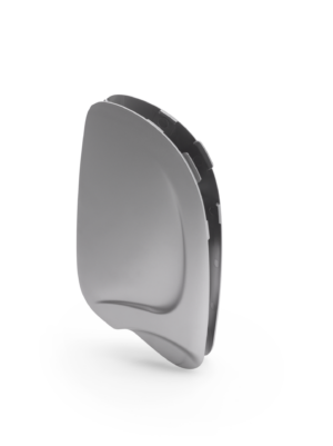 Bugaboo® ant zijpanelen - metallic grey