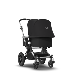Bugaboo® cameleon 3 plus kinderwagen - alu/black/black